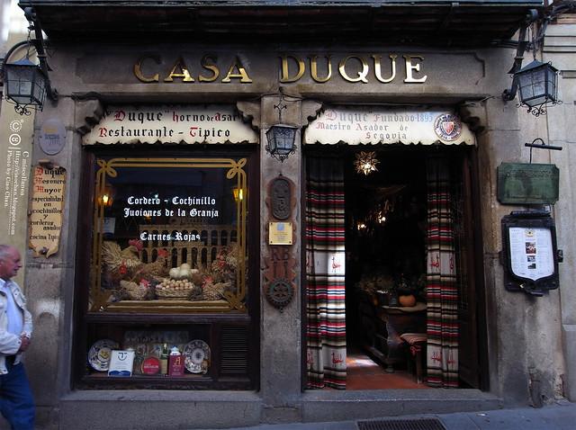 Hola Segovia~ 賽哥維亞。第一次看到建築奇蹟「羅馬水道橋」 R1044042