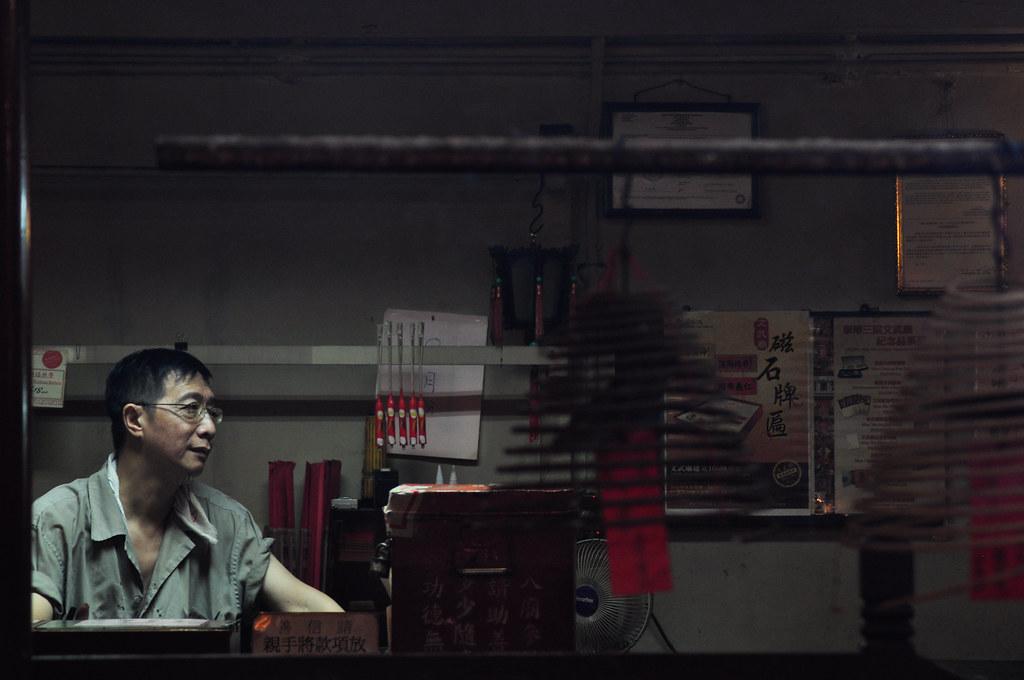 Man Mo Temple 上環文武廟 ...