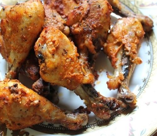 Buttermilk Roast Chicken Drumsticks