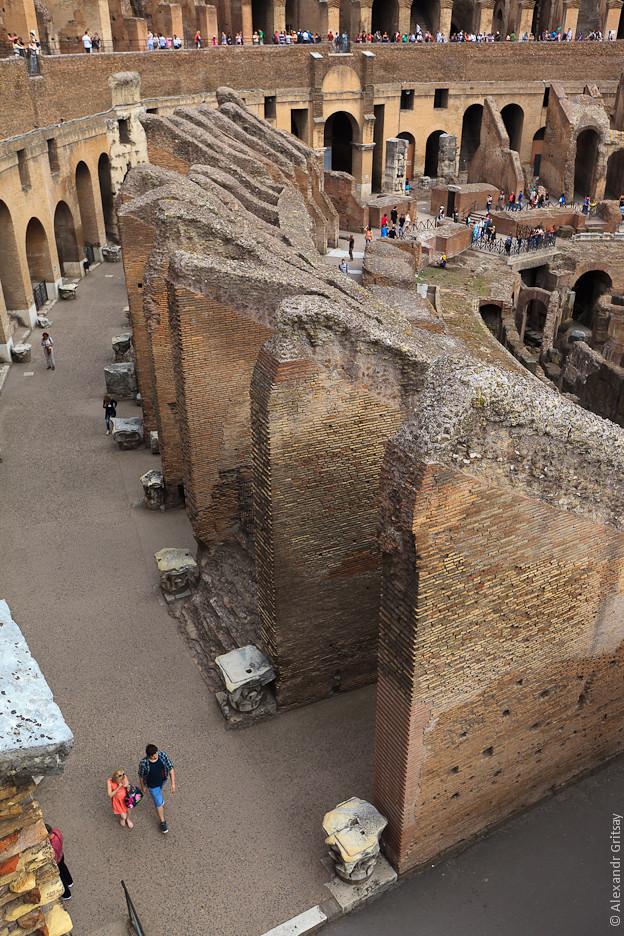 Если Колизей падет – Рим падет вместе с ним
