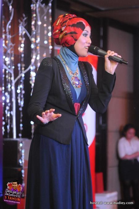 Shila Amzah sang her songs - Patah Seribu & Forever Love