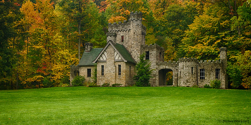 ohio fall landscapes 1740mm squirescastle northchagrinreservation autumnlandscapes joshuaclark canon7d