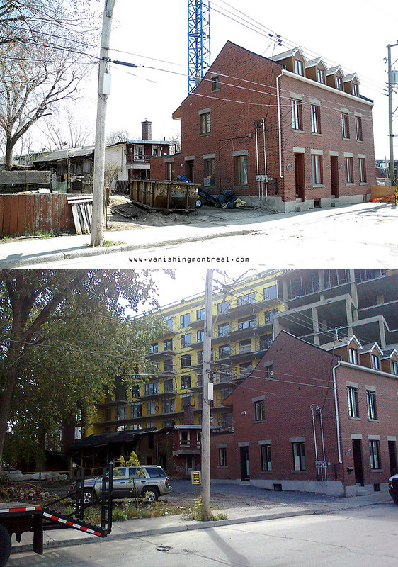 Before & After - Horse Palace - Griffintown