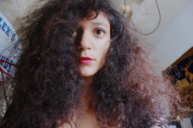 Eliminate Frizz Natural Hair
