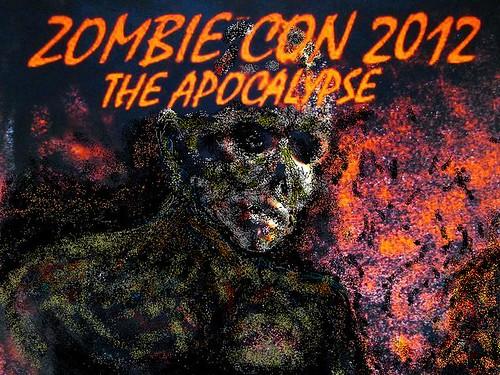 zombie con