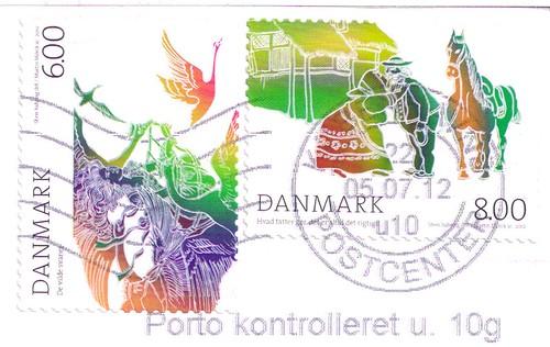 Danmark/Denmark Stamps