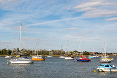 Boats on the Crouch
