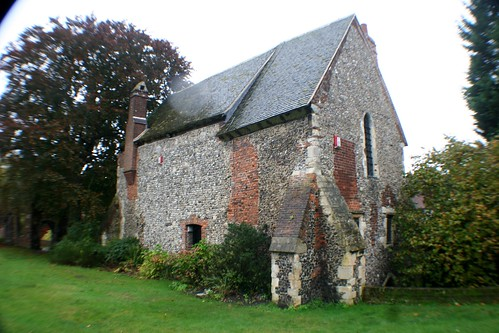 Greyfriars Chapel, Cambridge