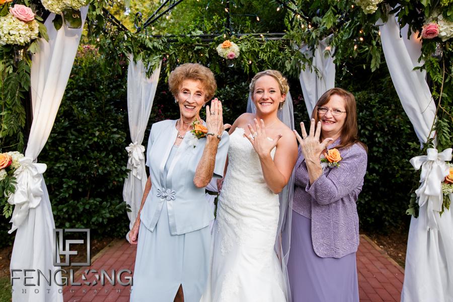 Becky & Chris' Wedding   Thompson House & Gardens   Auburn Athens Wedding Photographer