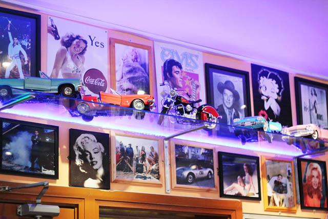 50s diner Brighton