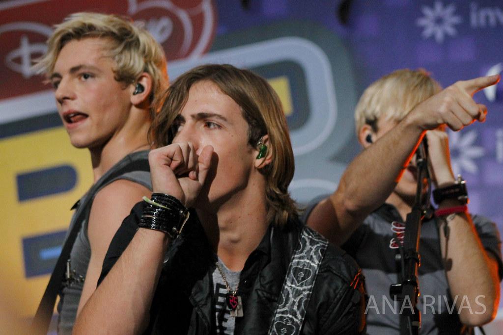 Ross, Rocky and Riker Lynch