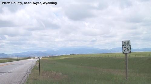 Platte County WY