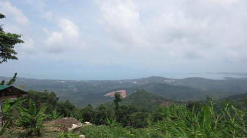Koh Samui Mountain サムイ島の山にて (5)