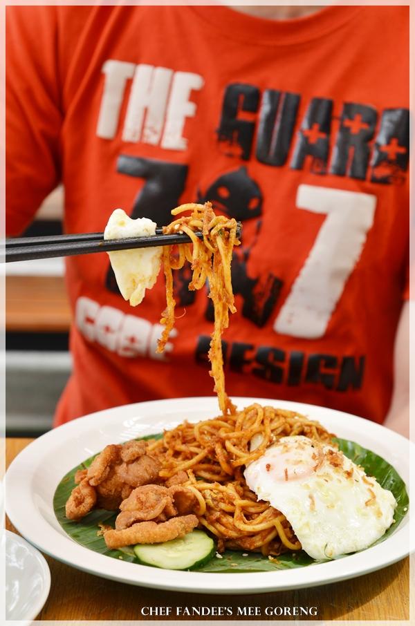 Chef Fandee's Mee Goreng