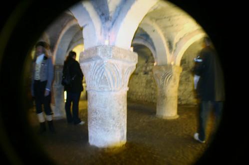 Crypt of Collegiate Church