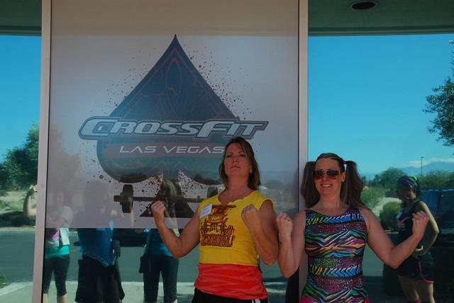 Inspiration & Perspiration Las Vegas 2012