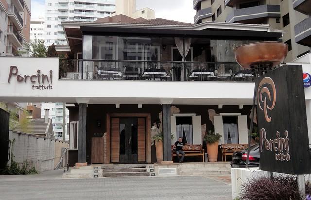 Restaurante Porcini - Curitiba