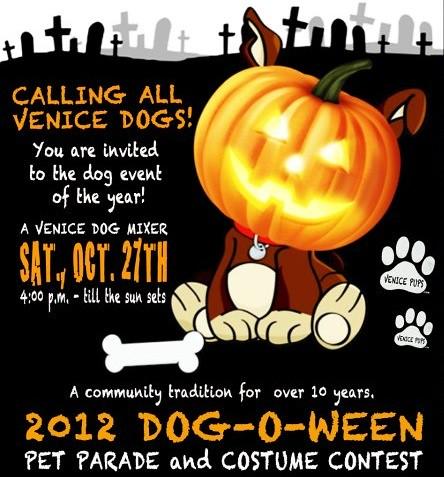 Dog-o-Ween 2012