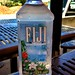 Drinking Fiji Water in Fiji