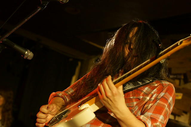 O.E. Gallagher live at Thumbs Up, Yokohama, 20 Oct 2012. 311