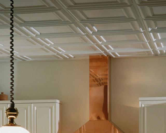 Acrylic ceiling tiles