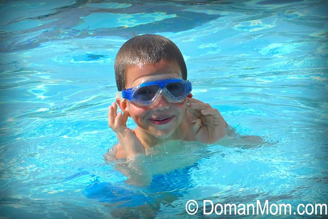 Outsourcing Teaching: Swim Lessons for My 7-Year-Old