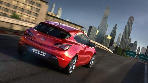 Opel Astra GTC: Coupe Deportivo, Agil y Moderno
