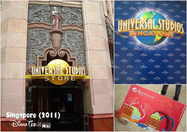 Day 2 Singapore - Universal Studio 02