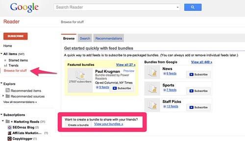 Google Reader (547)