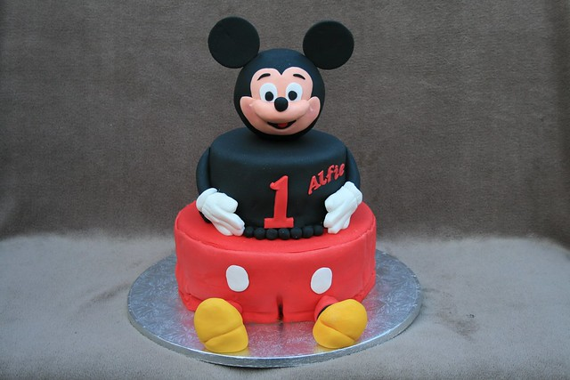 Mickey Mouse Cake Pops For Sale