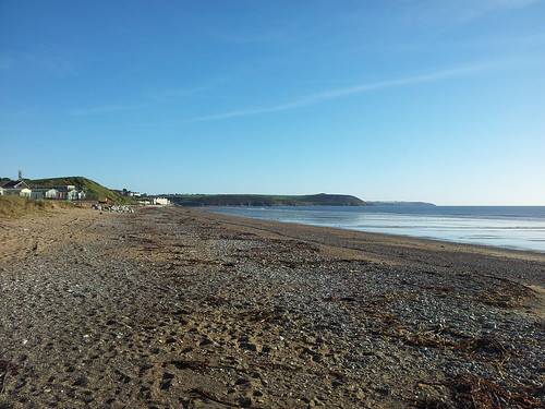 Claycastle beach, Youghal