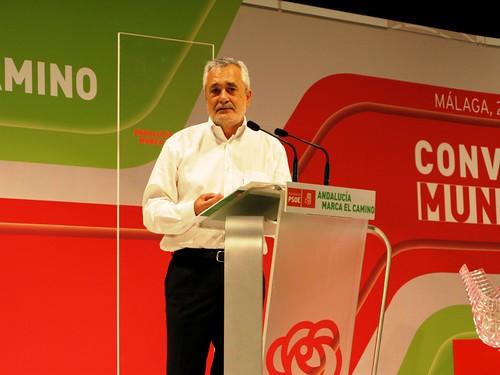 27-10-12 Griñán Convención Municipal Málaga 6