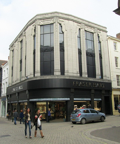 Fraser & Hart, Spurriergate, York