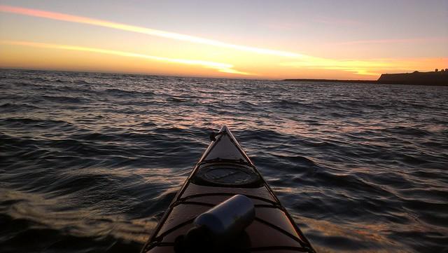 Kayaking @ Half Moon Bay