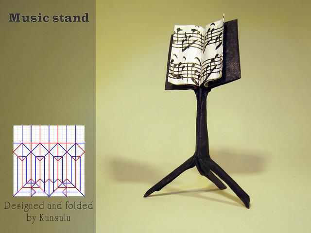 Kunsulu - Music stand