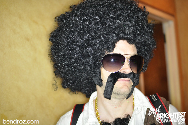 Oct 26, 2012-Halloween BYT30 - Ben Droz