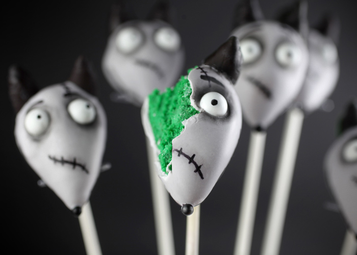 Sparky Cake Pops