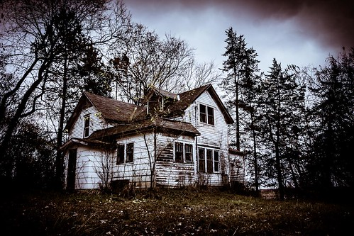 wood old trees windows house building abandoned grass silhouette dark landscape ancient flickr cloudy farm empty weathered decrepit decaying dilapidated facebook