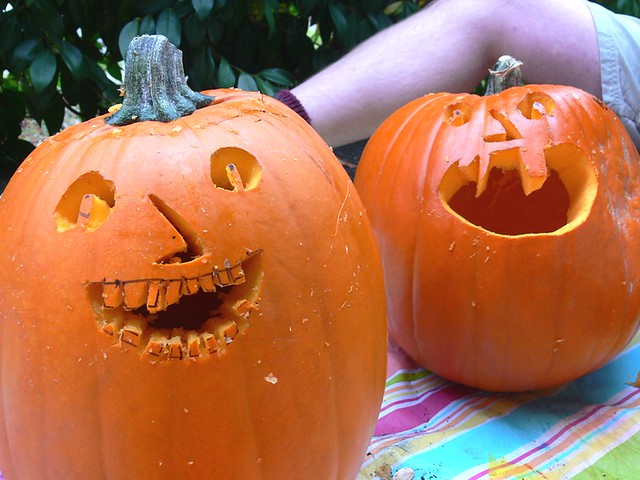 Jenny: Halloween Prep