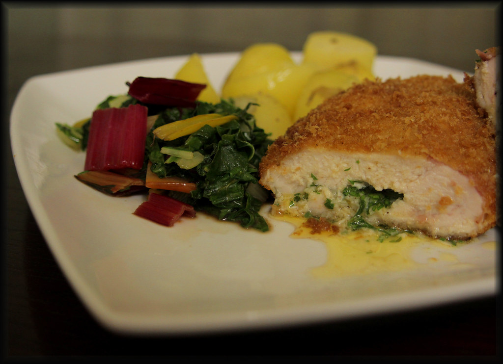 Chicken Cordon Kiev