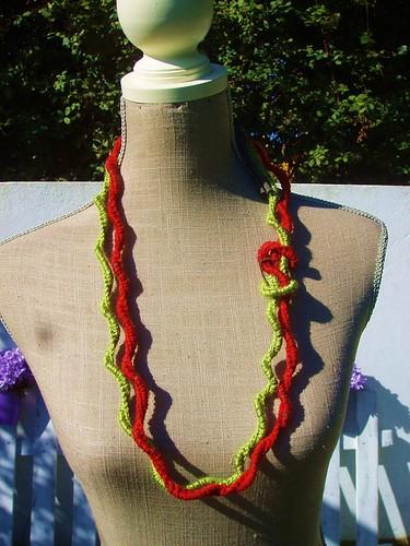 Cord duplo verde e tejolo by SMAC colours