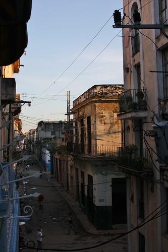Casa particular view