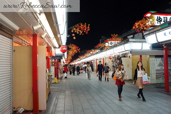 japan day 1 - night Asakusa (7)