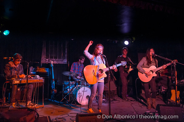 Jesse Thomas @ Cafe du Nord,LA 10/26/12