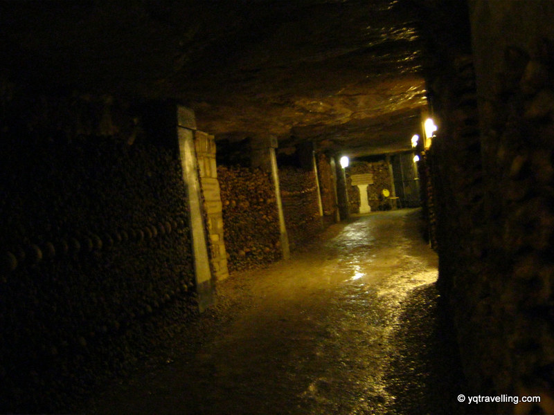 Catacombs when it's wet