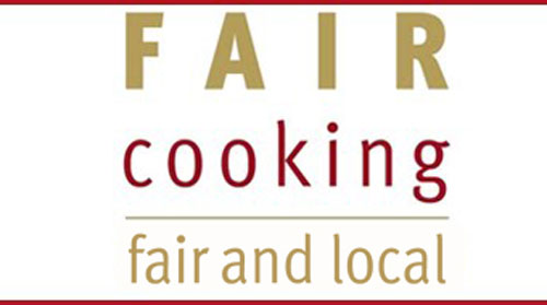 Logo della Fair Cooking Night