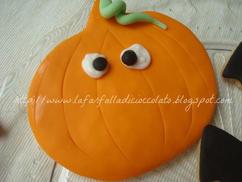 Halloween cookies 2