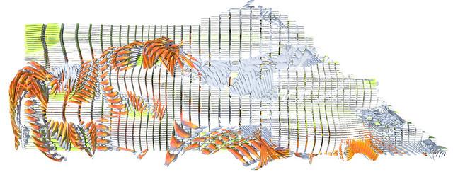192 Desarrollo Cerritos - Mazatlan - Diagramas TOPO // Flora // Fauna // Vientos // Vistas // Asoleamientos
