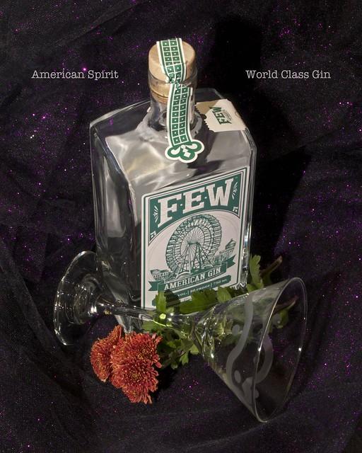 FEW Gin (Faux Ad)
