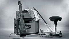 VOGEL Double 12 Monster Cab + Horn + Balancetap by Vogel Guitar Concepts